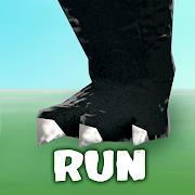 奔跑吧哥斯拉