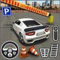 停车场司机考试