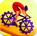 自行车轮变形记