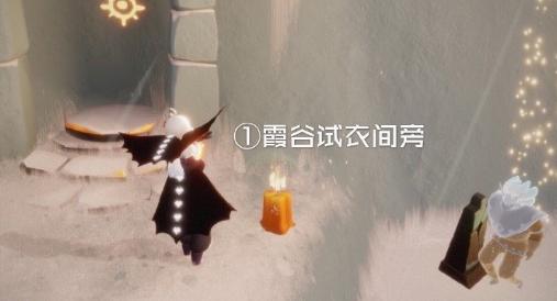 光遇12.6任务攻略 光遇12.6先祖季节蜡烛及大蜡烛位置