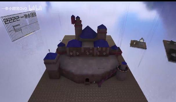 小团团建房子的游戏