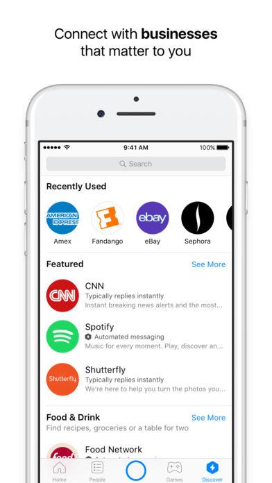 messenger手机免费版