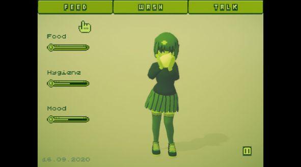 奇妙电子女孩手机版