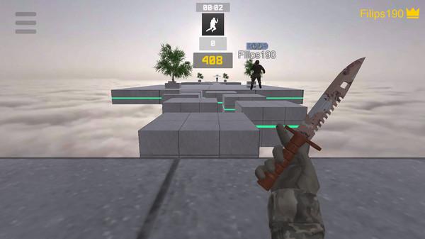 CS跳跃模拟器英文版
