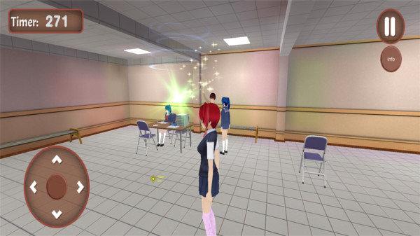 嘤嘤校园模拟器