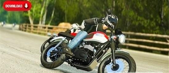 真实摩托竞速